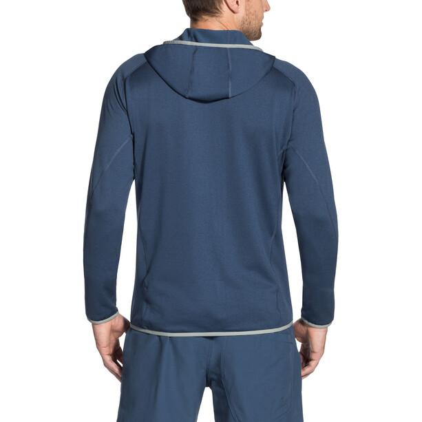 VAUDE Tekoa Fleece Jacket Herr fjord blue