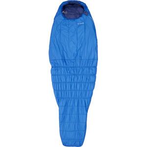 VAUDE Säntis 450 Syn Sleeping Bag blue blue