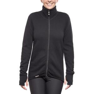 Woolpower 400 Full-Zip Thermo Jacket svart svart