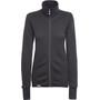 Woolpower 400 Full-Zip Thermo Jacket black