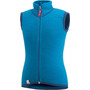 Woolpower 400 Vest Barn dolphin blue