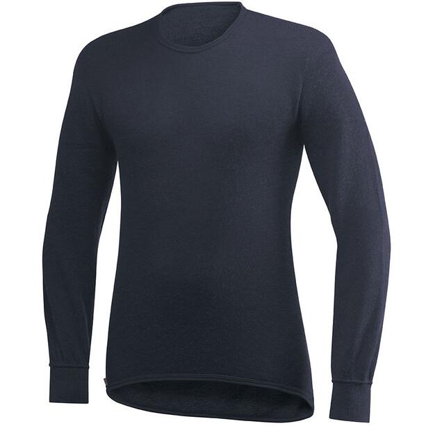 Woolpower 200 Rundhalsshirt blau