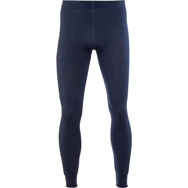 Woolpower 200 Lange Unterhose blau