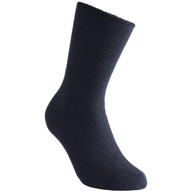 Woolpower 600 Socken dark navy