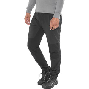 Bergans Fløyen Pants Herr black/solid charcoal black/solid charcoal