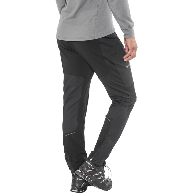 Bergans Fløyen Pants Herr black/solid charcoal