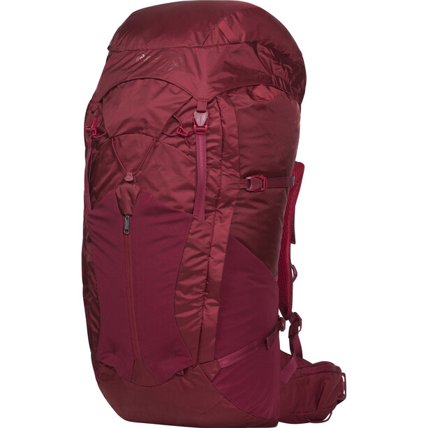 Bergans Senja 55 Backpack Dam burgundy/red