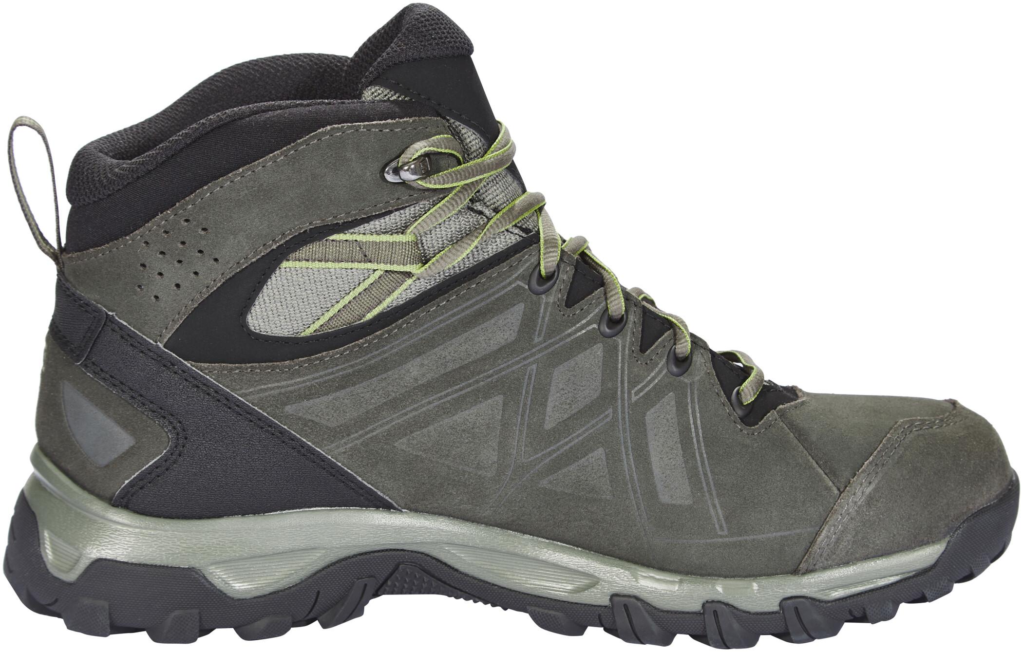 Salomon Evasion 2 Mid LTR GTX Shoes Herr castor graybelugaguacamole