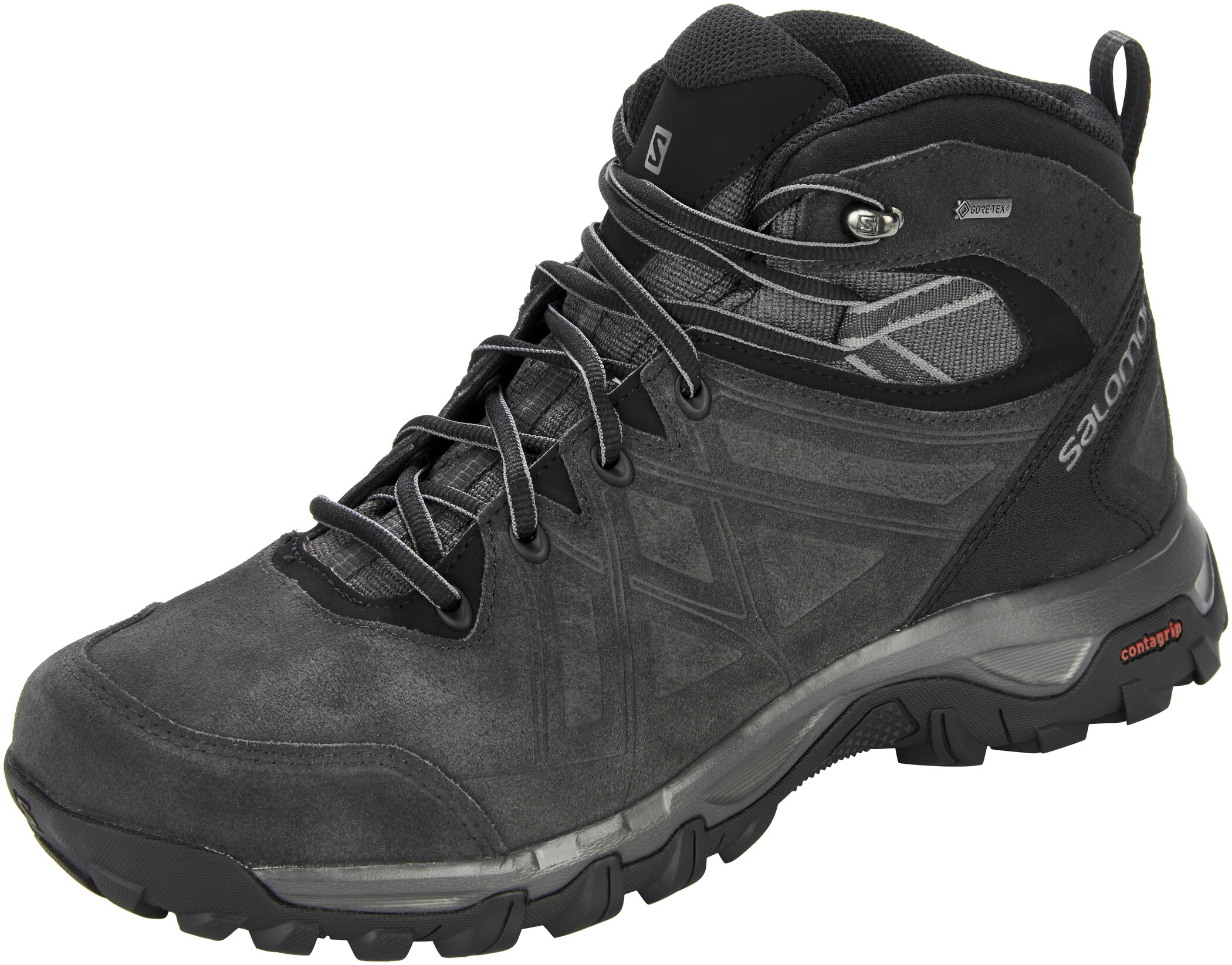 Salomon Evasion 2 Mid LTR GTX Shoes Herr magnetphantomquiet shade