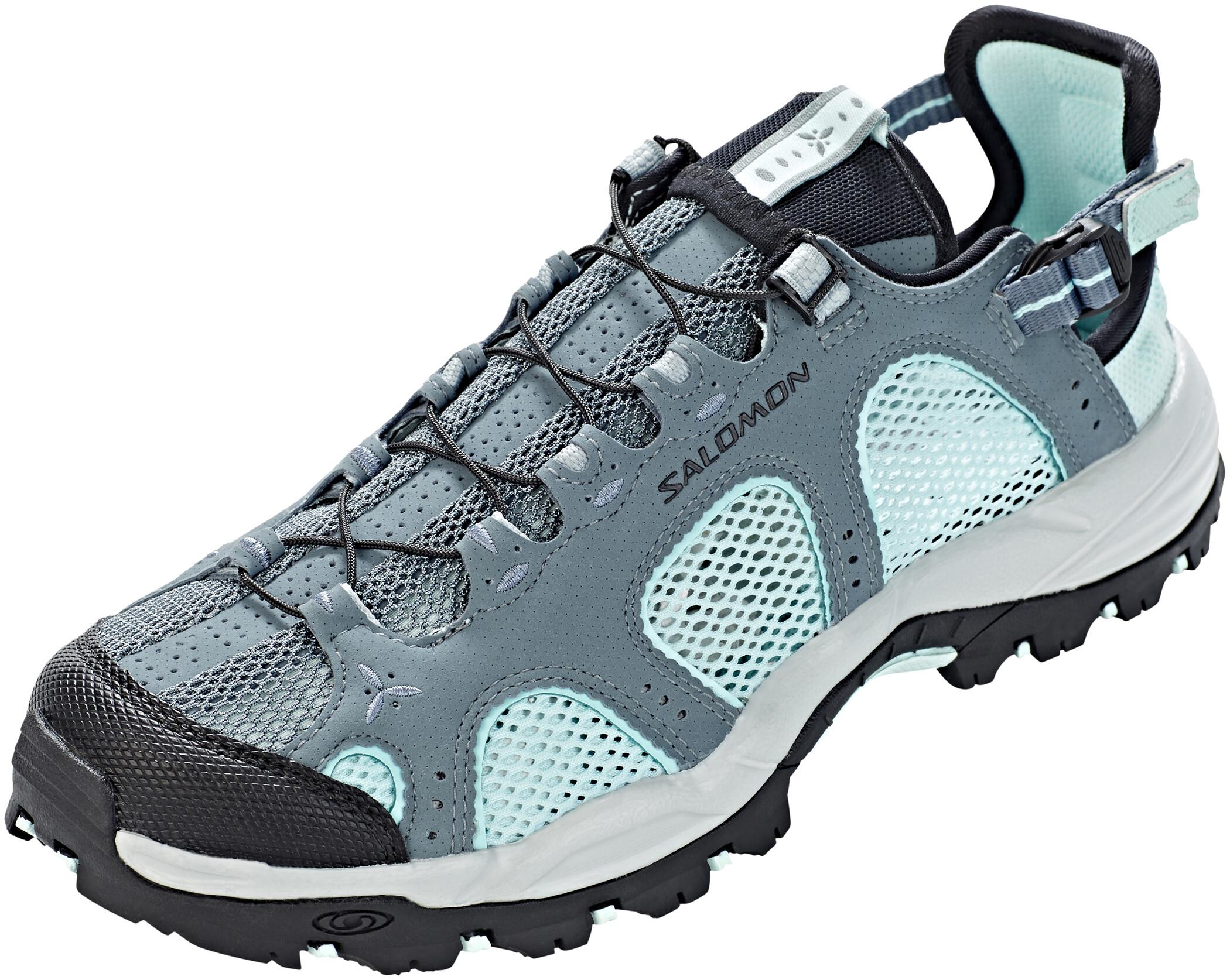 2d1202470c Salomon Techamphibian 3 Shoes Women Stormy Weather Eggshell Blue Black.jpg