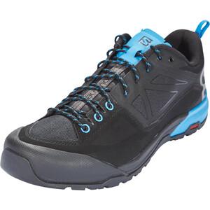 Salomon X Alp SPRY Shoes Herr svart/blå svart/blå