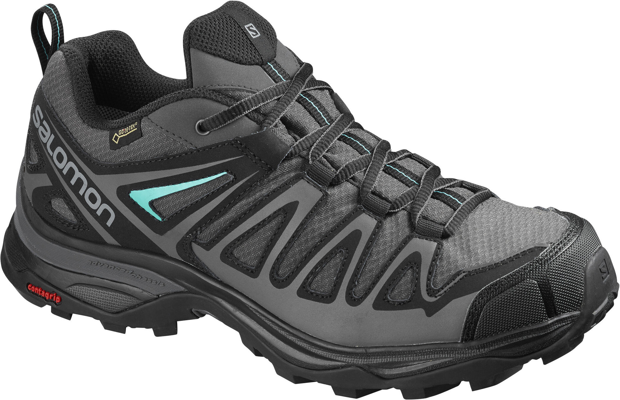 Salomon X Ultra 3 Prime GTX Shoes Dam magnetblackatlantis