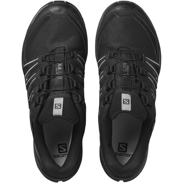 Salomon XA Lite GTX Shoes Herr black/quiet shade/monument