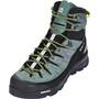 Salomon X Alp High LTR GTX Schuhe Herren urban chic/balsam green/lime green
