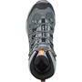 Salomon Quest 4D 3 GTX Chaussures Femme, lead/stormy weather/bird of paradise