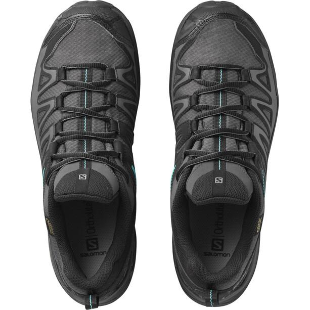 Salomon X Ultra 3 Prime GTX Schuhe Damen magnet/black/atlantis