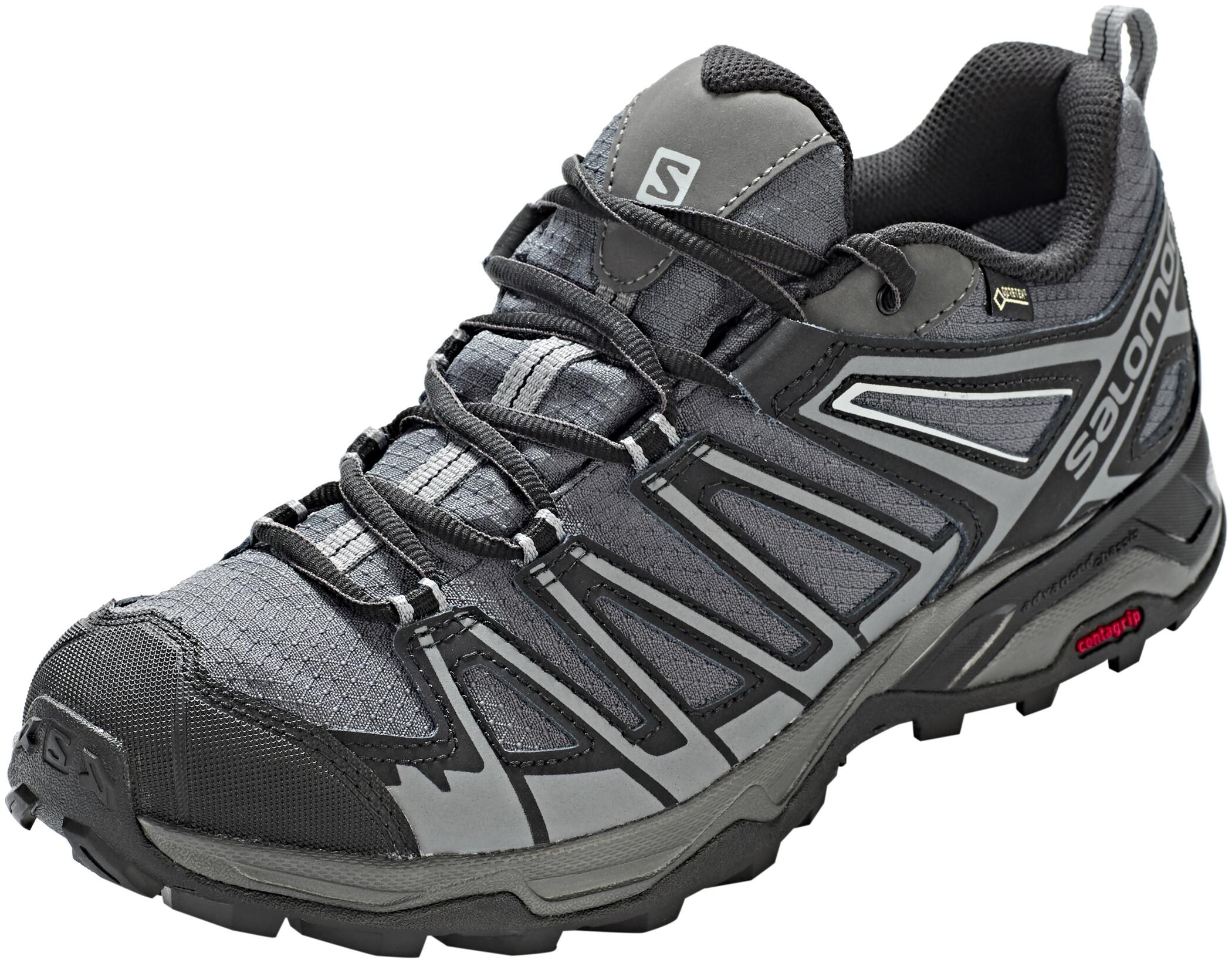 Salomon X Ultra 3 Prime GTX Schuhe Herren magnetblackquiet shade