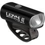 Lezyne Hecto Drive 40 Frontlicht Y11 schwarz-glänzend/weiß