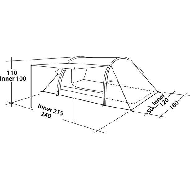 Easy Camp Cyrus 200 Zelt