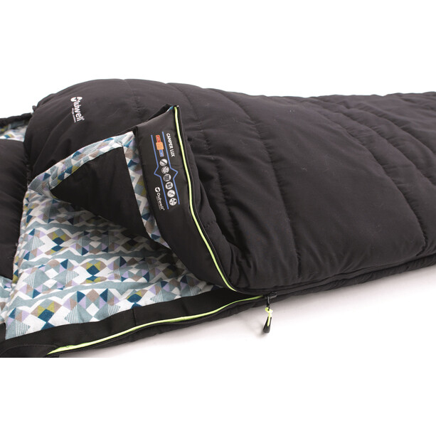 Outwell Camper Lux Double Makuupussi