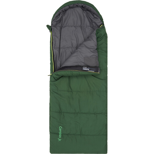 Outwell Campion Schlafsack Kinder green