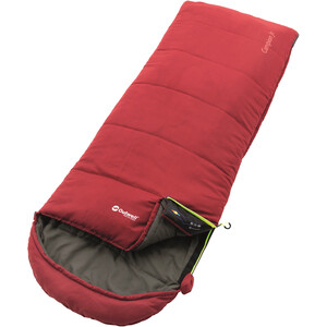 Outwell Campion Schlafsack Kinder red red