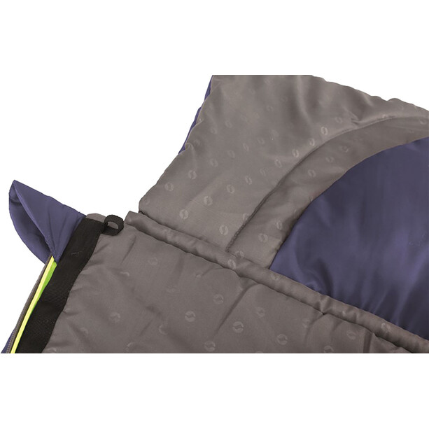 Outwell Contour Lux Schlafsack royal blue