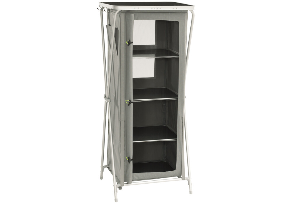 outwell bermuda armoire de camping gris sur. Black Bedroom Furniture Sets. Home Design Ideas