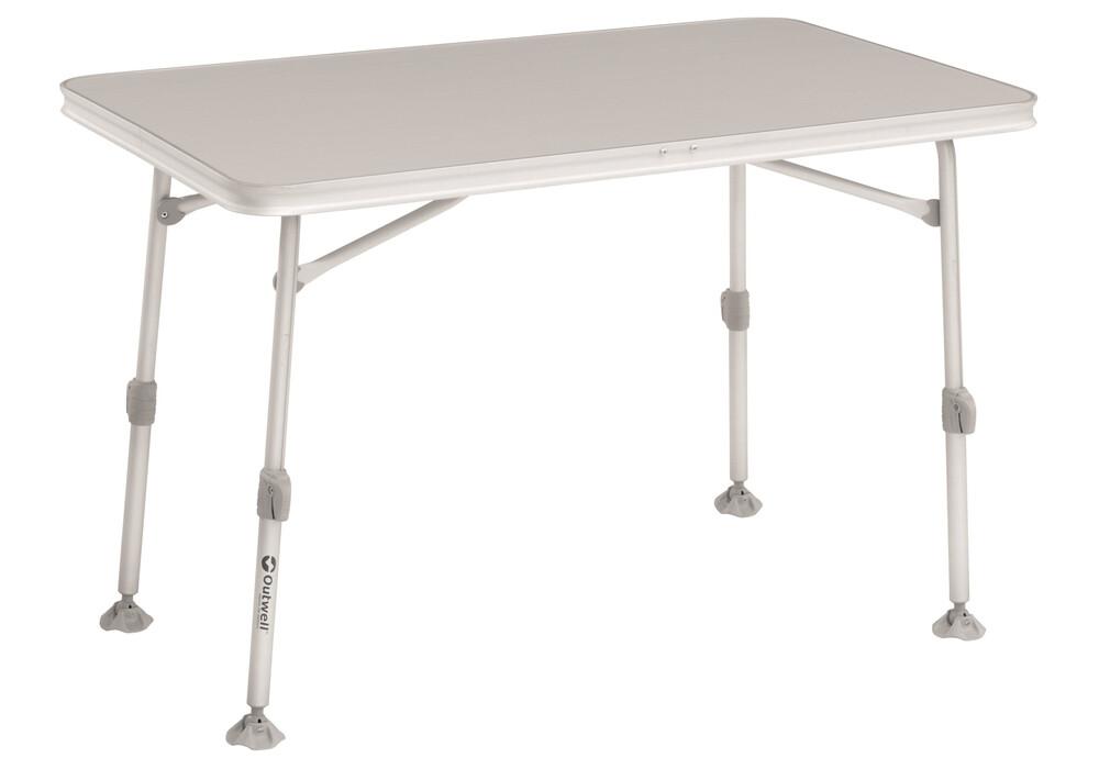 Outwell roblin mesas de camping gris - Mesas de camping plegables decathlon ...