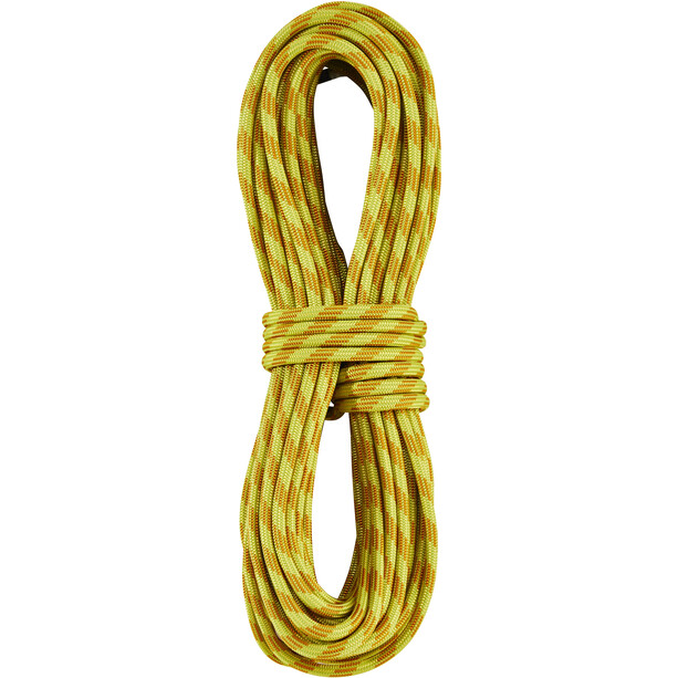 Edelrid Confidence Static Rope 8,0mm x 30m oasis-flame