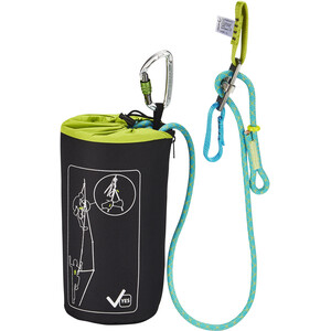 Edelrid Via Ferrata Belay Kit II 20m assorted colours assorted colours
