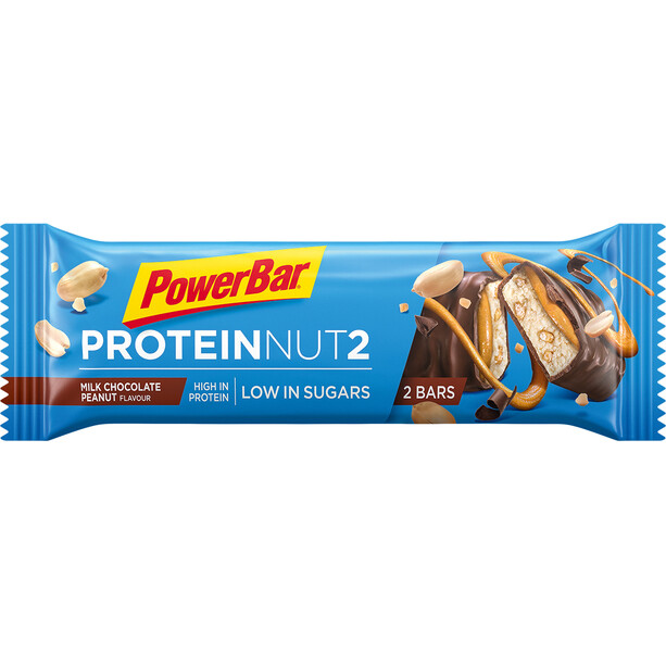 PowerBar Protein Nut 2 Bar Box 18x2 x 22,5g