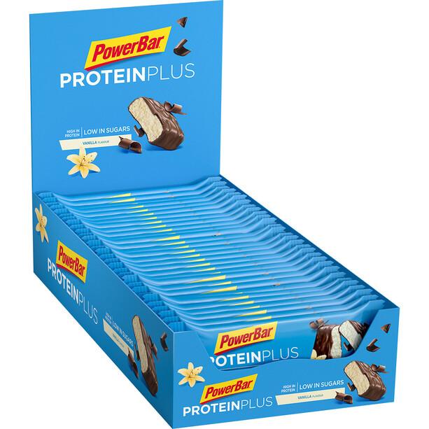 PowerBar ProteinPlus Bar Box 30 x 35g