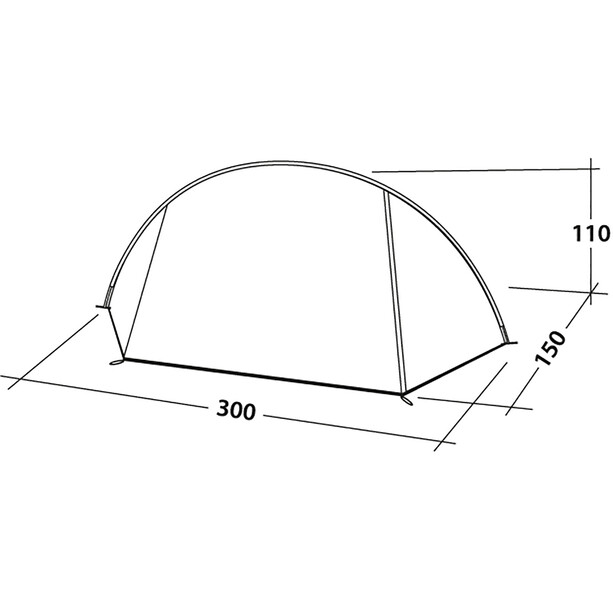 Easy Camp Daylily Tent