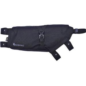 Acepac Fuel Sacoche pour cadre de vélo L, noir noir