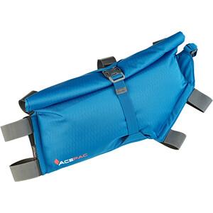Acepac Roll Rahmentasche M blue blue