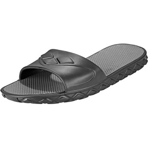 arena Watergrip Sandalen Herren black-dark grey black-dark grey