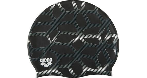 arena print 2 bonnet de bain noir boutique de v los en ligne. Black Bedroom Furniture Sets. Home Design Ideas
