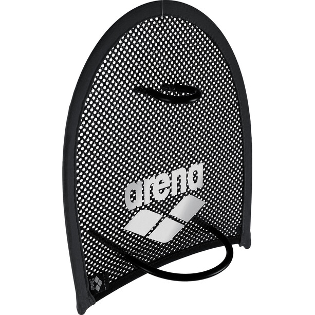 arena Flex Handpaddel black-silver