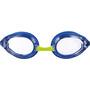 arena Tracks Goggles Kinder clear-blue-blue