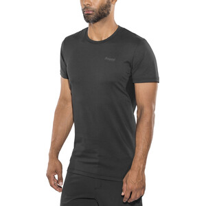 Bergans Fløyen T-Shirt Herren black/solid charcoal black/solid charcoal