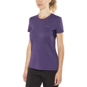 Bergans Fløyen T-Shirt Damen viola/light viola viola/light viola