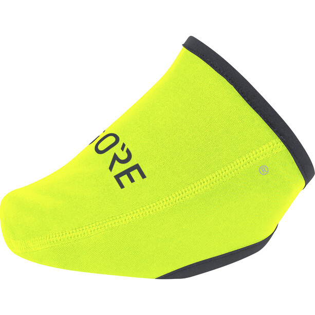 GORE WEAR C3 Windstopper Zehenwärmer neon yellow