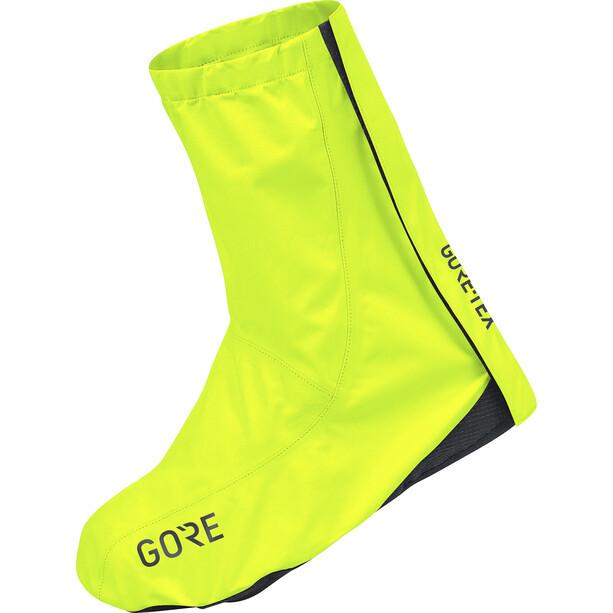 GORE WEAR C3 Gore-Tex Überschuhe neon yellow