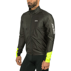 GORE WEAR C5 Gore-Tex Shakedry 1985 Vis Jacket Herre black/neon yellow black/neon yellow