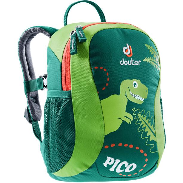 Deuter Pico Backpack Barn alpinegreen-kiwi