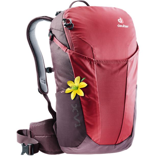 Deuter XV 1 SL Backpack Dam cranberry-aubergine