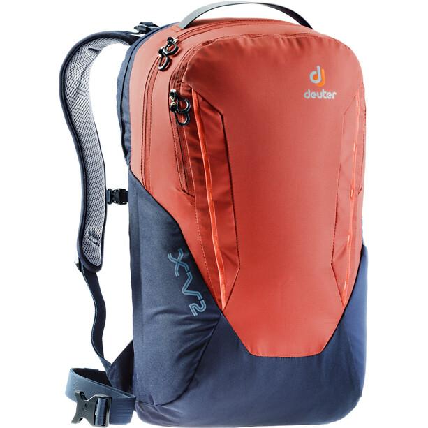 Deuter XV 2 Backpack lava-navy
