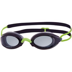 Zoggs Fusion Air Goggles black/green/smoke black/green/smoke