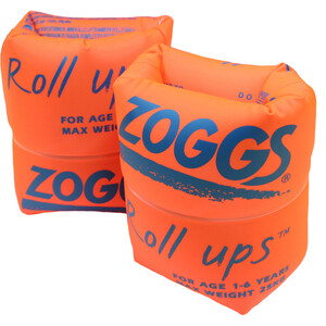 Zoggs Roll Ups Kinder orange orange
